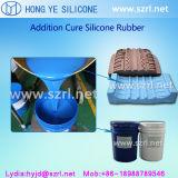 Caucho líquido del silicio del platino para la fabricación de los moldes