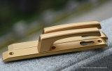 Ручка двери в двойных бортовых замках цинка для входных дверей