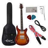 Guitarra elétrica produzida fábrica dos fotorreceptores por atacado baratos