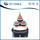PVC/XLPE aislado con el cable de transmisión clasificado del voltaje 0.6/1kv