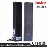 Jusbe XL-620 60W 4ohm 4 polegadas de graves PA Sistema de som 2.0 Altifalante de colunas de coluna Active multimídia