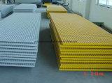 Fibre de verre de drainage Grates FRP Plate Gre caillebotis