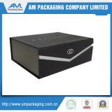 Caixa de presente quadrada Caixa de embalagem de chocolate com inserção de bolha de plástico Caixa de doces