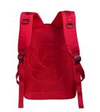 Saco simples do estudante da escola secundária do pacote do computador do curso da grande capacidade da trouxa do saco de ombro