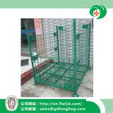 Caldo-Vendendo il contenitore pieghevole della rete metallica per il magazzino da Forkfit