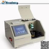 Dispositif électrique d'essai d'indice d'acidité de pétrole de transformateur d'approvisionnement de la Chine