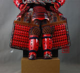 Tragbare japanischen Samurai Sanada Yukimuras Rüstung