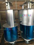 Forma Q 300W 24V de viento vertical Kit de generador de turbina con el regulador de MPPT