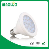 Luces LED PAR30 12W con regulable E27