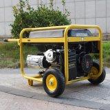 バイソン((h) 3kw 3kv中国) BS4500hのセリウムの公認の工場価格の信頼できる中国の製造者の単一フェーズの電気開始の発電機