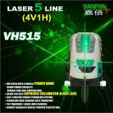 Outil d'arpentage auto-nivelant à haute précision Laser Level Vh515