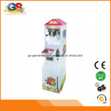 Machine de table de jeux de grue de griffe de pièce de monnaie de Chambre de jouet d'arcade pour des gosses