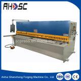 machine van de Schommeling van het Metaal van de Plaat van 8mm 4000mm de Hydraulische Scherpe