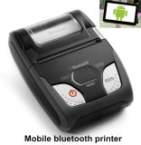 impressora térmica Android do recibo do USB de 58mm mini Bluetooth para o portátil Woosim Wsp-R240