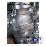 Reparto de la válvula de bola de acero inoxidable industrial con los extremos de las bridas