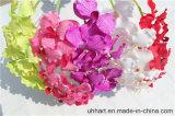 공장 훈장을%s 직접 자연적인 보는 인공적인 난초 꽃