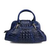 Sac d'emballage d'épaule de crocodile de mode de cuir véritable de sac à main de femmes