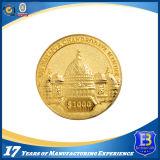 다이아몬드 가장자리 동전 아연 합금 동전 (Ele-C010)