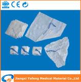 前洗いされた生殖不能の開腹術のスポンジかAbdの腹部の綿棒またはパッドまたはガーゼパッドまたは腹部のパッド