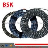 11.4мм валика Diamond провод пилы веревки для гранитный карьер блока цилиндров