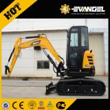 5 ton Sany Escavadeira de equipamentos de terraplenagem Sy55