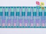 Form-bunte Jacquardwebstuhl-Baumwollnationales Kostüm-gewebtes Material