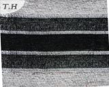 Tela de Chenille horizontal de la tira 2016 para la tela del sofá (FTH31002C)