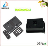 7 pouces Home Security Interphone System Video Door Phone avec mémoire