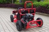 EPA approuve Blue 80cc Go Kart Car avec suspension
