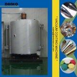 Máquina de revestimento plástica vertical do vácuo da evaporação