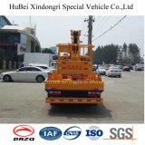 Dongfeng 14m 4X2 고도 운영 트럭