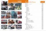 Elektrische Krepp-Hersteller-Maschinesalamander-Maschinen-Gas-Krepp-Maschine