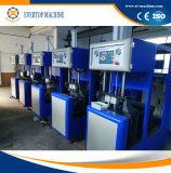 Macchina semi automatica dello stampaggio mediante soffiatura della bottiglia dell'animale domestico delle 2 cavità