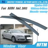 自動車部品のAudi A6l 2011年のための最もよい品質のWindowsのバイザーのWindowsのバイザー