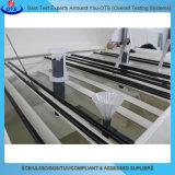 Alloggiamento della prova di spruzzo del sale della strumentazione di laboratorio e macchina resistenti alla corrosione programmabili della prova della nebbia del sale