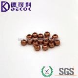 Sfere industriali dei monili dell'acciaio inossidabile AISI304
