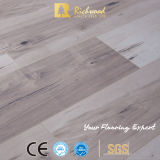 HDF Walnut Maple Parquet Vinyl Plank Madeira Madeira Laminado Laminado Flooring