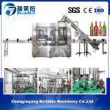 중국 믿을 수 있는 자동적인 유리병 맥주 충전물 기계 공급자
