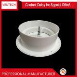 Ventilations-weißer runder Decken-Diffuser- (Zerstäuber)plastikluft-Diffuser (Zerstäuber)