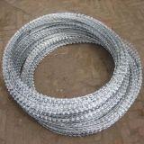 Провод Babed бритвы колючей проволоки /PVC провода бритвы/бритвы Coated