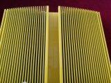 6061 het anodiseren het Profiel Heatsink van de Uitdrijving Alunimum/Aluminimum/Radiator voor Industriële Machines