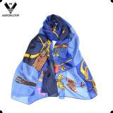 Шарф розничной стильной конструкции цепи пояса 2016 Silk роскошный