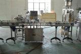 Máquina de embotellado linear automática del frasco con el terraplén peristáltico de la bomba