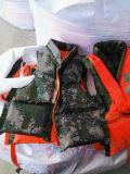 Горячий спасательный жилет пены полиэтилена Camouflag сбывания