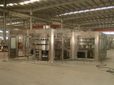 30000bph에 의하여 병에 넣어지는 광수 세탁기 충전물 캐퍼 Monobloc 기계