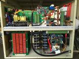 誘導電気加熱炉のろう付け機械を溶接する木製の切削工具