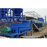 Automatic 300t/h de suelo estabilizado de la estación de mezcla de planta de procesamiento por lotes en venta