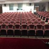 Auditorium du siège, Siège de l'auditorium, salle de conférence Chaises en plastique de repousser l'Auditorium Président Auditorium Auditorium Auditorium sièges Présidence de siège (R-6122)