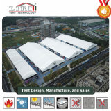 中国の最もよい品質50mの大きい仮設建築物のインストールテント