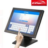 15 monitor de la pantalla táctil del LCD de 17 pulgadas para la visualización de la posición